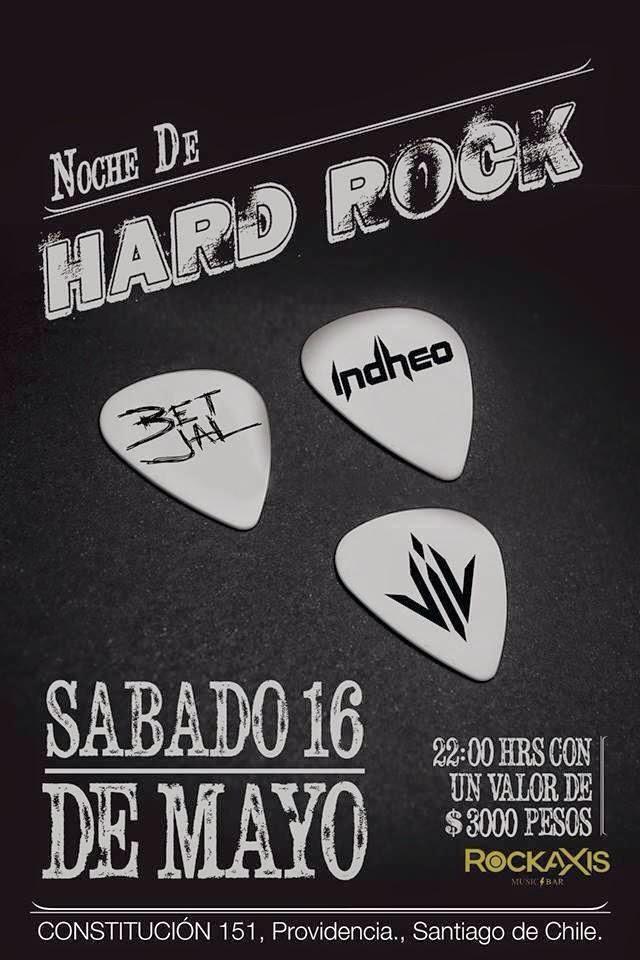 NOCHE DE HARD ROCK