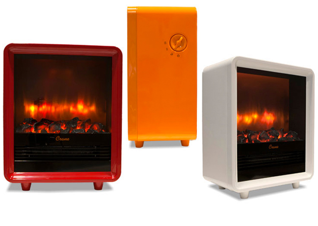 crane fireplace space heater