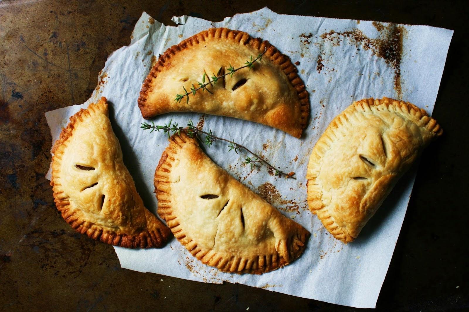 Beef Pot Pies Hand Pies