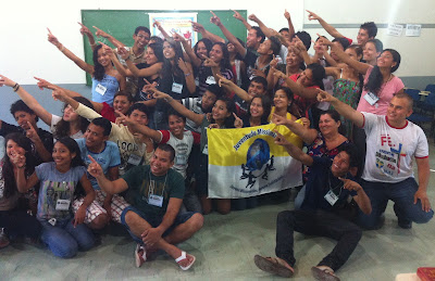 Encontro estadual da Juventude Missionária oficializa presença da Obra da Propagação da Fé no Amapá
