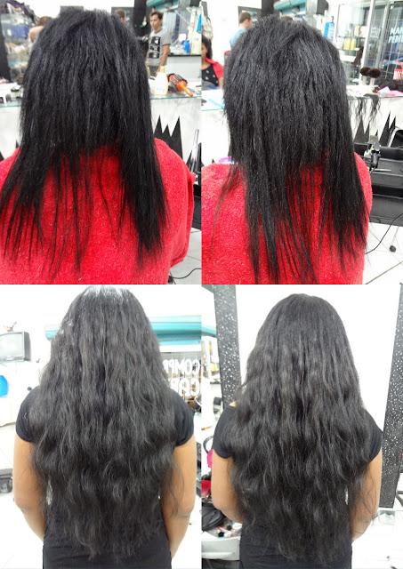 mega hair disfarsar cabelos quebrados