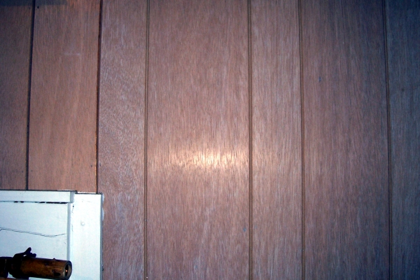 Staging decorating on the cheap paneling ugh Should i paint wood paneling