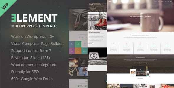 Premium Responsive Multipurpose WordPress Theme