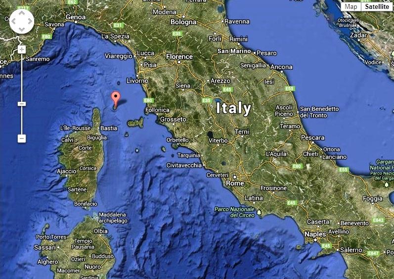 Dreamtime Sail The Island of Capraia A hidden Italian Gem
