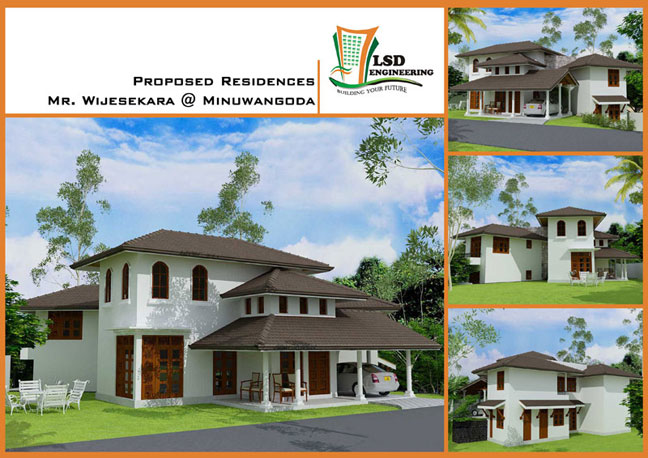 Sri Lanka House Construction And House Plan Sri Lanka