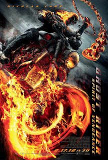 Ghost Rider Spirit Of Vengeance 2012