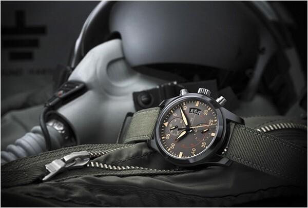 IWC Top Gun Miramar Watch