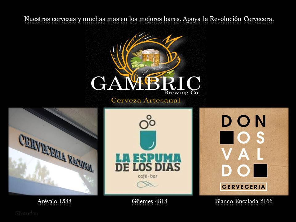 Gambric Cerveza Artesanal