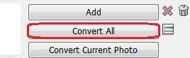 convert all