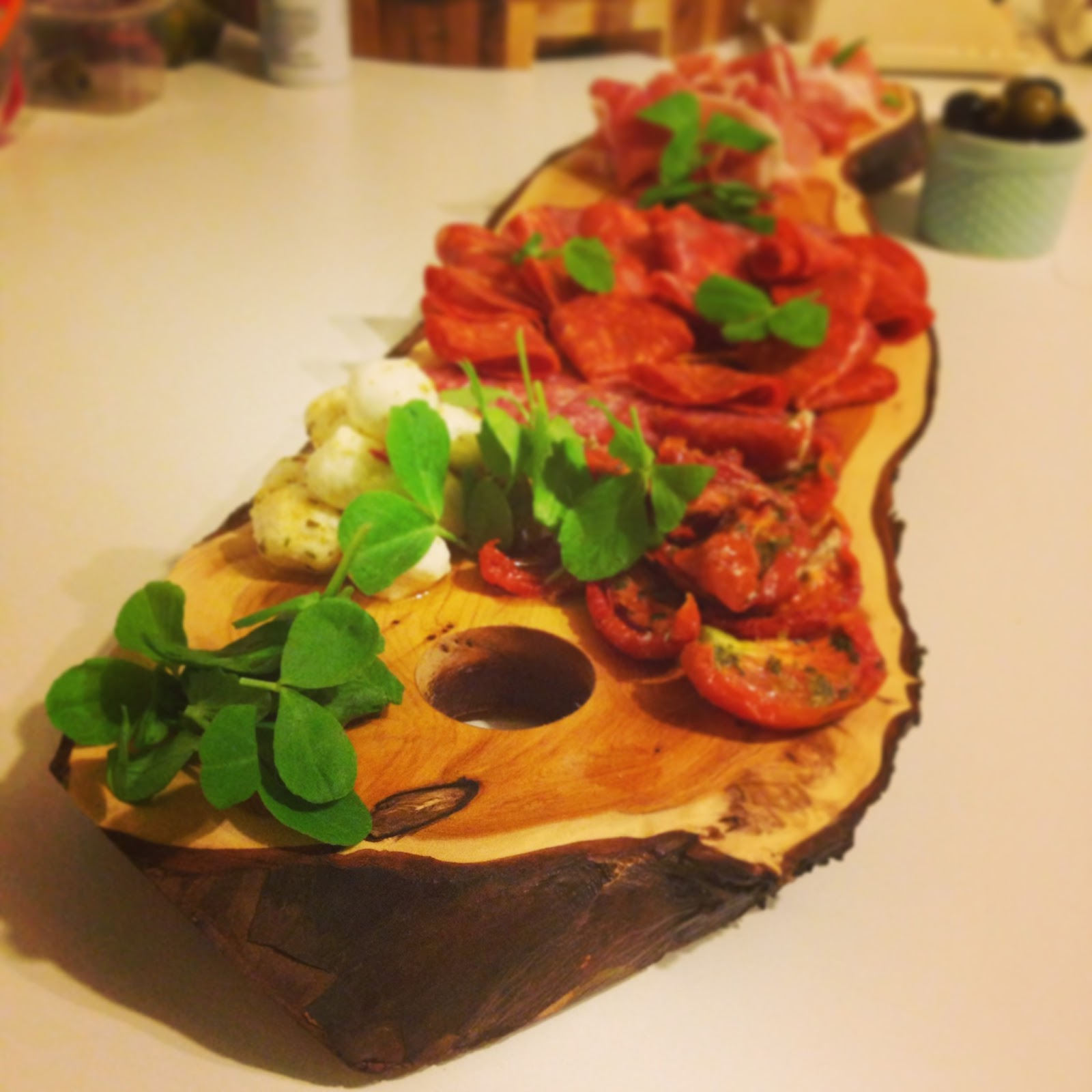 Marie Debell Food Glorious Food