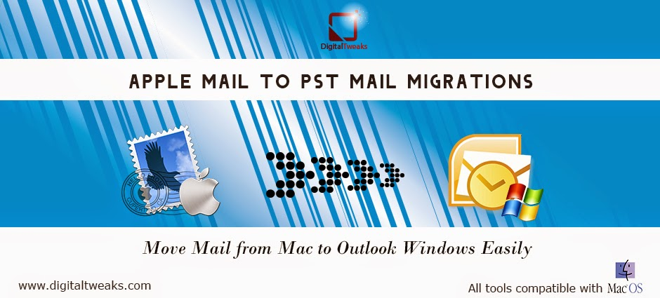 export Apple Mail to PST