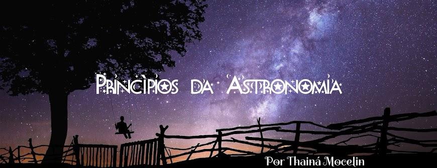 Princípios da Astronomia