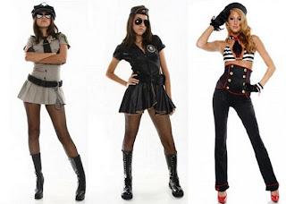 imagens de fantasias para festas femininas