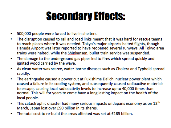 case study on tsunami in thailand