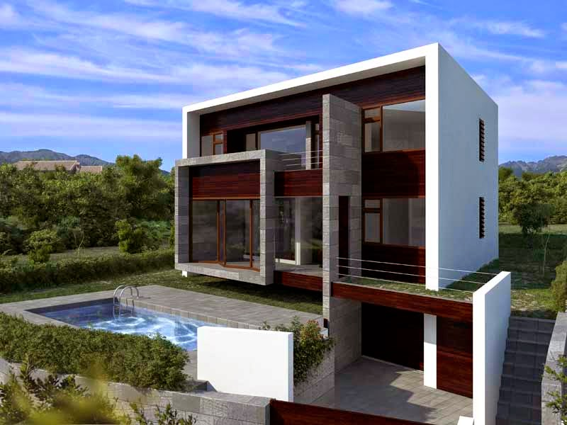 Revista digital apuntes de arquitectura 100 proyectos de - Arquitectura de casas ...