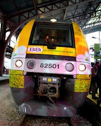 Des trains toujours plus écologiques