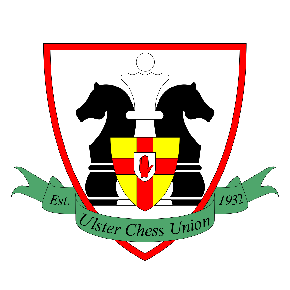 Children's Chess in conjunction with the Ulster Chess Union