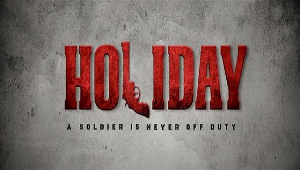 Holiday 2014 hindi movie poster