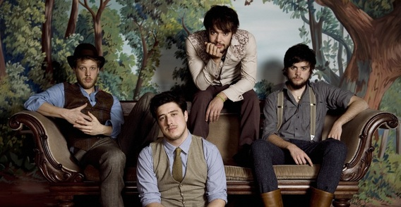 Nuevo video Mumford  Sons I Will Wait
