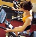 Máquina de gimnasio de escaleras para step