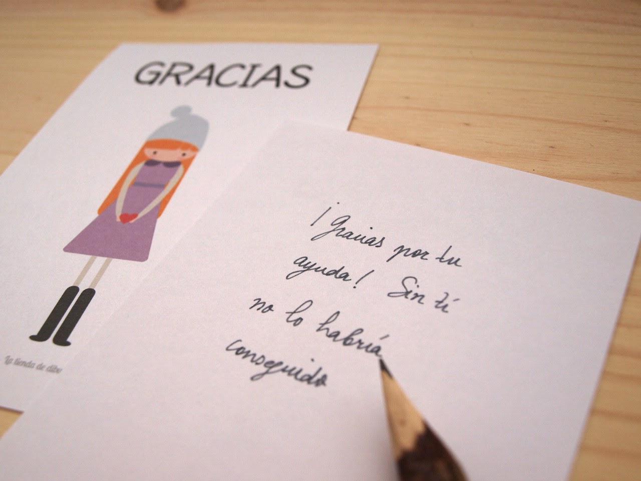 Pack 10 mini tarjetas con mensajitos
