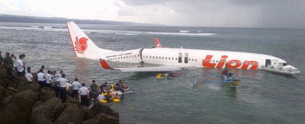 Kecelakaan Pesawat Lion Air Di Bandara Ngurah Rai, Instruksi Dari Presiden