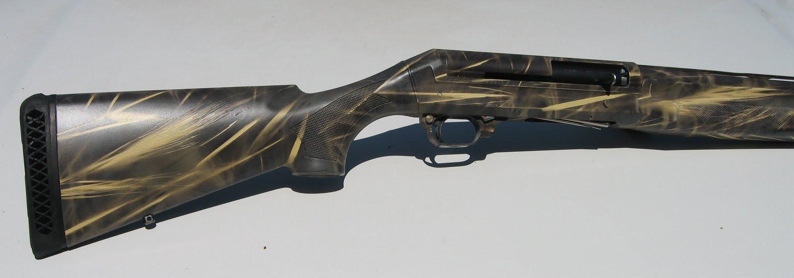 camo painted guns. Black Bedroom Furniture Sets. Home Design Ideas