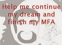 Help me finish my MFA!