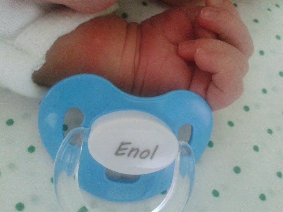 Home babys Enol bebé asturiano