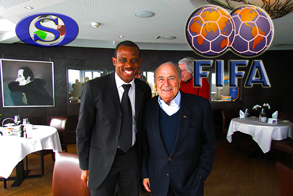 Sunday Oliseh Gets FIFA Appointment