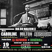 O Legado PanAfricano de Malcolm X