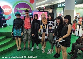 Blogger Bicara with All New Scoopy eSP dan Diana Rikasari