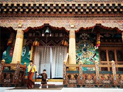 Chiêm ngưỡng những cảnh quan đẹp nhất châu Á