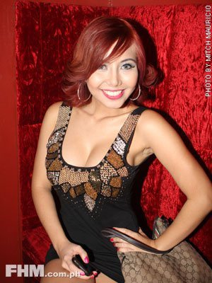 Christine Marquez   Sexy Photos - Babe Galore   Pakanton
