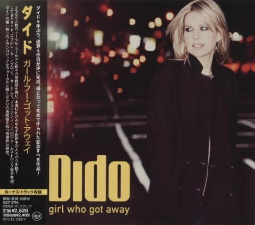 Dido - Girl Who Got Away [Japan Edition] (2013) download