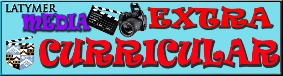 Extra Curricular Blog