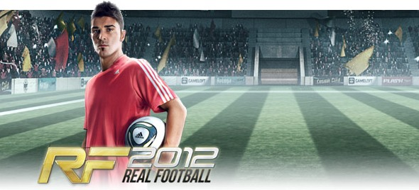 Real football 2010 - реальный футбол для android