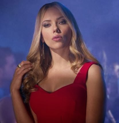 Scarlett Johansson still from DON JON