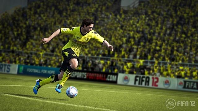 FIFA 12 2011 [Xbox 360] NTSC [XGD2] Español Descargar