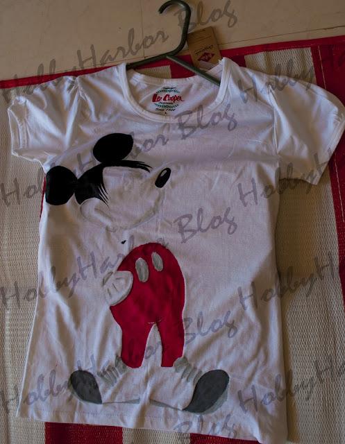 Fabric painting tutorial painting cartoons on shirts