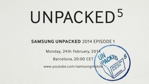 Nuove indiscrezioni sulle caratteristiche hardware e la data dell'annuncio ufficiale del prossimo Galaxy S5 di Samsung