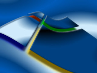 Windows XP Flying Logo