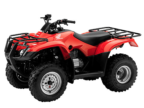 2013 Honda FourTrax Recon TRX250TM ATV pictures. 480x360 pixels