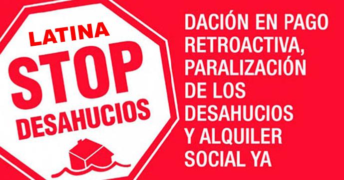 Latina StopDesahucios