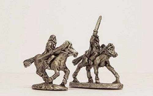 PIC5 – Cavalry with spear and shield