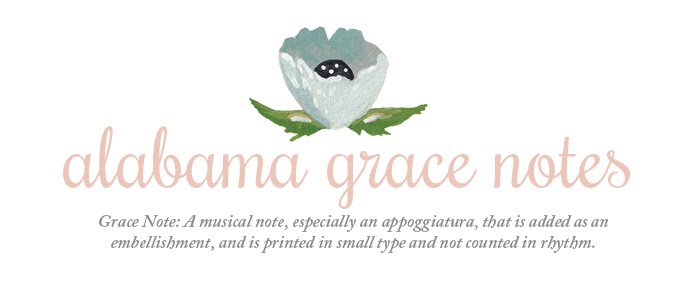 Alabama Grace Notes