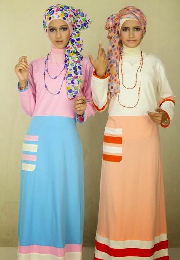Baju Muslim Remaja Terbaru 2015