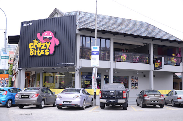 The Crazy Bites @ SS15 Subang Jaya