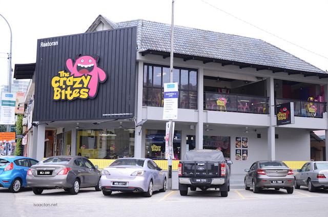 The Crazy Bites @ SS15 Subang Jaya