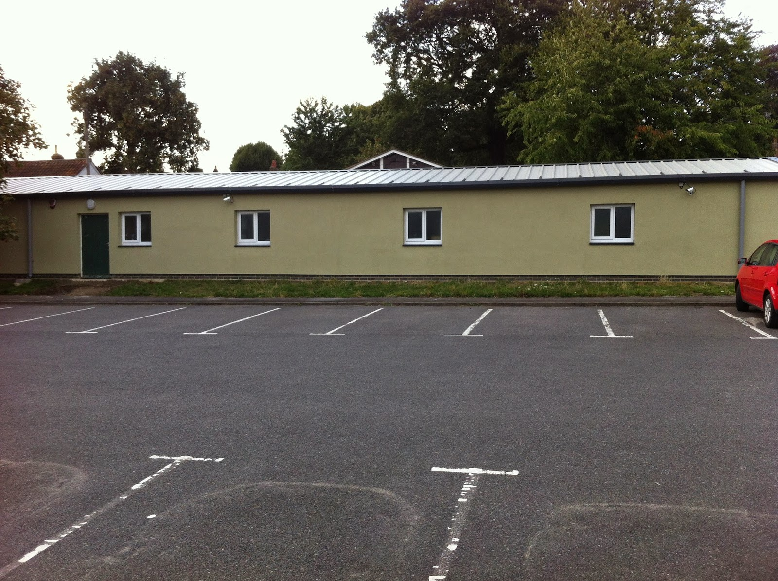 1st Welwyn Scout Group HQ